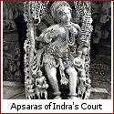 Apsaras - The Dancing Damsels of Indra's Court