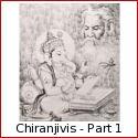 Chiranjivis - the Immortals of Hindu Mythology - Part 1 - Ashwathama, King Bali, Veda Vyasa