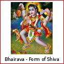 Kaala Bhairava - The Dark, Terrible Aspect of Shiva