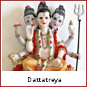 Dattatreya - The Essence of the Divine Trinity in Hinduism