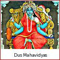 Dus Mahavidyas - the Ten Forms of the Devi