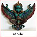 Garuda - the Divine Vahana of Vishnu