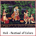 Holi - The Vibrant Indian Festival of Colors