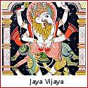 The Tale of Jaya and Vijaya - Gatekeepers of Vishnu