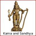 Sandhya and Kama: Enduring Embodiments of Purity and Love