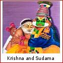 Krishna and Sudama - The Eternal Bond of True Friendship