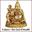 Kubera - The Asura-King Who Went on to Become the God of Wealth