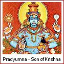 Pradyumna - The Son of Sri Krishna