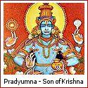 Pradyumna - The Son of Sri Krishna