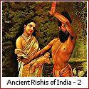 Ancient Rishis of India - Part 2 - Kanva | Kapila | Kashyapa | Lopamudra | Markandeya | Parashara | Parashurama | Pulastya | Valmiki | Vasishtha | Vishvamitra | Vyasa