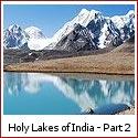 Holy Lakes of India - Nanital | Gurudongmar | Hemkund | Manimahesh