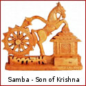 Samba -  Son of Krishna, Builder of Konarak