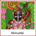 Shrinathji - the Living God Child of Nathdwara