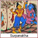 Surpanakha - Dreadful Demoness or Wronged Damsel?