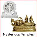 Five Hindu Temples Shrouded in Mystery