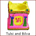 Tulsi and Bilva - The Most Sacred Plants in Hinduism