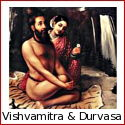 Vishwamitra and Durvasa - the Raging Rishis