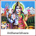 Ardhanarishvara - the Dual Nature of the Cosmos