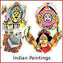 Indian Paintings - The Colorful Language of Culture and Religion in India