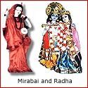 Mirabai and Radha: The twin souls of Krishna