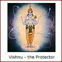 Vishnu: the Cosmic Protector