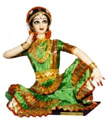 Bharatnatyam Dancer - State Award Winner