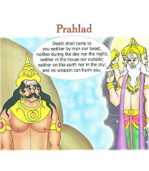 The story of Prahlad