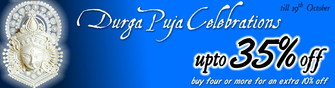 Upto 35% Off - Durga Puja Sale