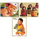Set of 3 Baby Posters