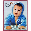 Little Angel -  Baby Poster