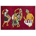 Indian Folk Dancers