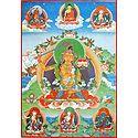 Manjusri Bodhisattva - Poster