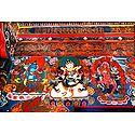 Vajrasattva and Akshobhya in Yab Yum with Vajrayogini in Dichen Choling Gompa - South Sikkim, India