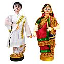 Bengali Couple - Set of 2
