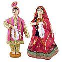 Marwari Bridal Doll