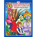 Aladdin and the Magic Lamp, The Prince and the Ogress - (Tales from the Arabian Nights)