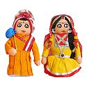 Gujrati Couple Doll