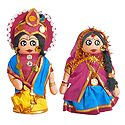 Radha Krishna Doll