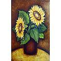 Pair of Sunflower