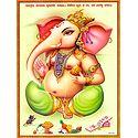 Ganesha Holding Modakam