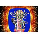 Goddess Durga - Photo Print