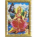 Shiva and Goddess Ganga