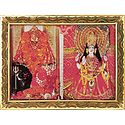 Vaishno Devi - Table Top Poster
