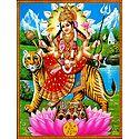 Goddess Vaishno Devi