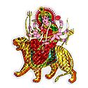 Bhagawati Sticker