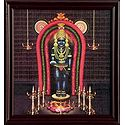 Laddu Gopal - Print on Harboard - Wall Hanging