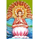Buddha Avatar - Ninth Incarnation of Lord Vishnu