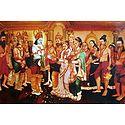 Wedding of Lord Rama and Sita
