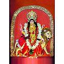 Katyayani - the Sixth Form of Navadurga