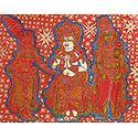 Krishna, Balaram and Rukmini